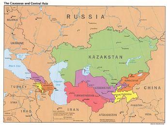 Revolucin en Kazajstn China cree que influencias externas estn