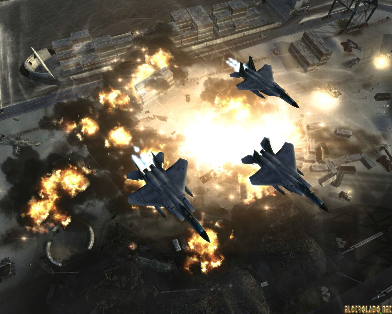 gran guerra: