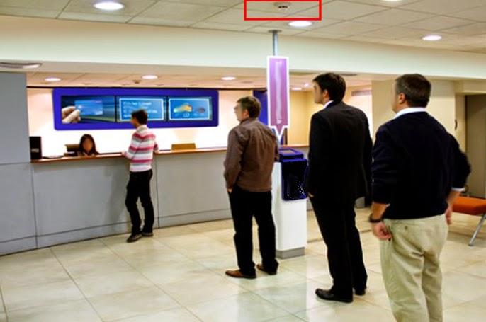 Varios bancos y cajas dotan a sus oficinas bancarias de un for Pisos de bancos y cajas